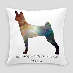 BASENJI Everyday Pillow