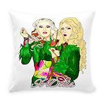 Green Goddesses - Everyday Pillow