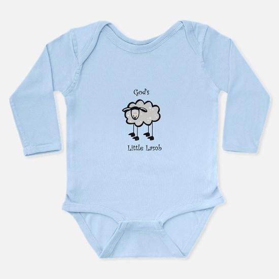 Unique Religion and beliefs Long Sleeve Infant Bodysuit