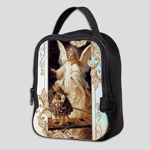Angel of God (Day) Neoprene Lunch Bag