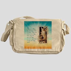 Angel of God (Day) Messenger Bag
