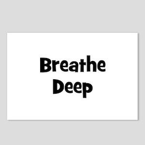 Breathe Deep Postcards (Package of 8)