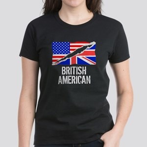 British American Flag T-Shirt