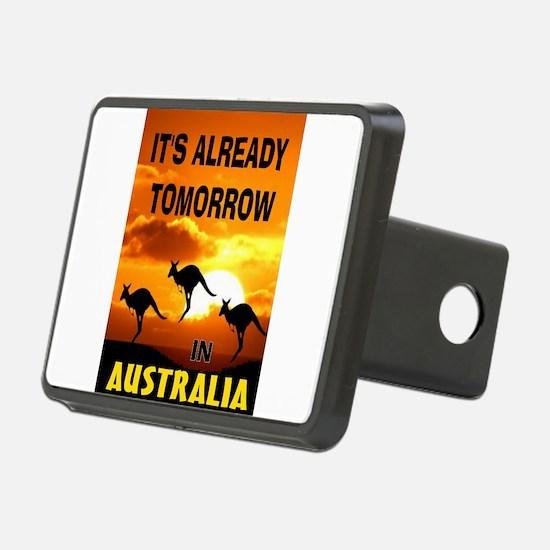 AUSTRALIA Hitch Cover