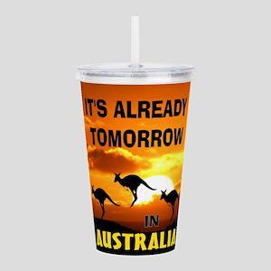 AUSTRALIA Acrylic Double-wall Tumbler