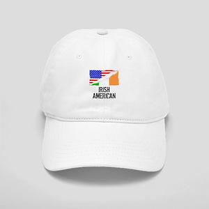 Irish American Flag Baseball Cap