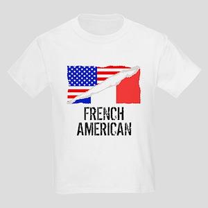 French American Flag T-Shirt