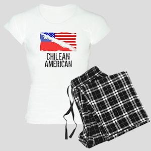 Chilean American Flag Pajamas