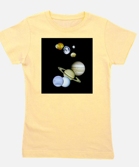 Our Solar System Planets T-Shirt