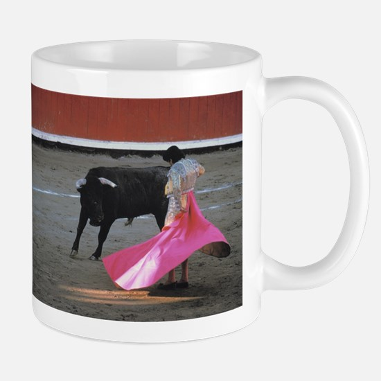 Bull fighter Mugs