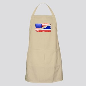 Thai American Flag Apron