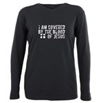 covered-mod Plus Size Long Sleeve Tee