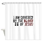 covered-mod Shower Curtain