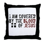 covered-mod Throw Pillow