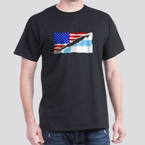 Finnish American Flag T-Shirt