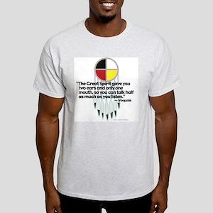 Less Talk Light T-Shirt