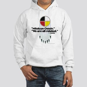 Related Hooded Sweatshirt