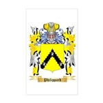 Philippard Sticker (Rectangle)