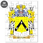 Philipon Puzzle