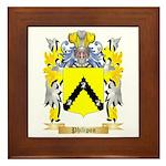 Philipon Framed Tile