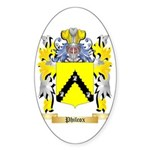 Philcox Sticker (Oval 10 pk)