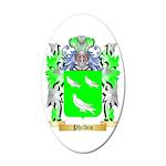 Philbin 35x21 Oval Wall Decal