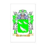 Philbin Mini Poster Print