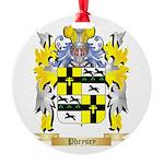 Pheysey Round Ornament