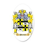 Pheysey Oval Car Magnet