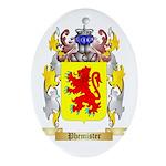 Phemister Oval Ornament