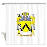 Phelipeau Shower Curtain