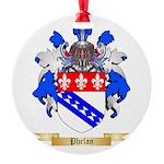 Phelan Round Ornament