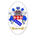 Phelan Sticker (Oval 50 pk)