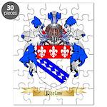 Phelan Puzzle
