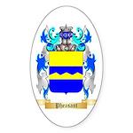 Pheasant Sticker (Oval 10 pk)