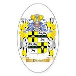 Phasey Sticker (Oval 50 pk)