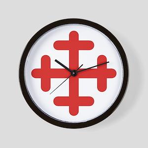 Rosy Variation Wall Clock