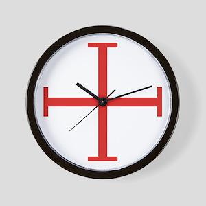 Jerusalem Variation Wall Clock