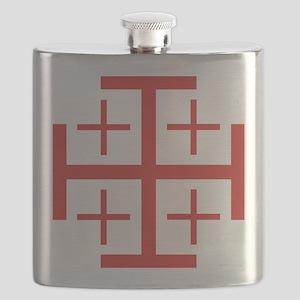 Order of Jerusalem Flask