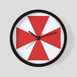 Scottish Order Wall Clock