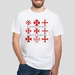 Grand Order White T-Shirt