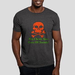 Halloween Pickup Line Dark T-Shirt