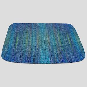 Sea Blue Bathmat
