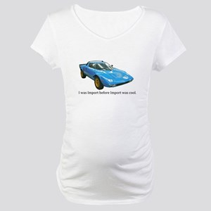 lancia Maternity T-Shirt