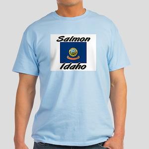 Salmon Idaho Light T-Shirt