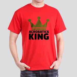 Acrobatics King Dark T-Shirt
