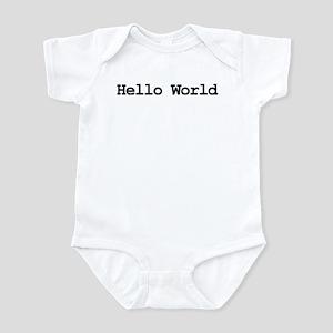 HelloWorld Body Suit