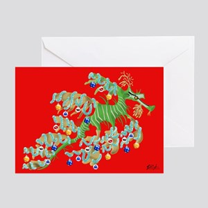 Sea Dragon Holiday Greeting Cards (Pk of 20) {HH}