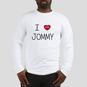 jommy Long Sleeve T-Shirt