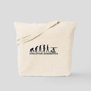 Evolution Acrobatics Tote Bag